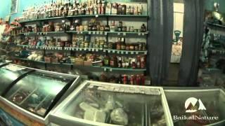 Grocery in Khuzhir, Olkhon Island, Lake Baikal