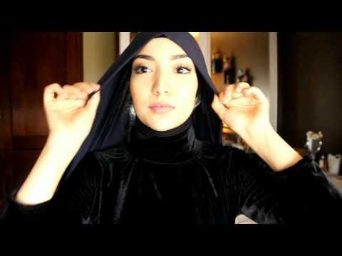 5 Tutorial Hijab simple à réaliser 💖 thumbnail