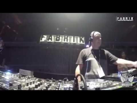 Fabrik - La Resistencia 3-9-16 -Raul Ortiz & Dj Marta & Alex TrackOne