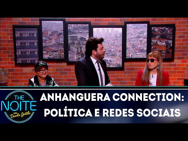 Anhanguera Connection: Política e redes sociais | The Noite (26/12/18)