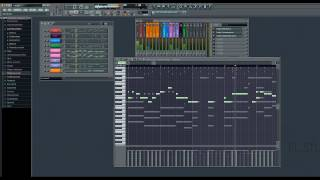 """[COVER] """"Tom & Jerry Kids Theme"""" in Fruity Loops 8"""