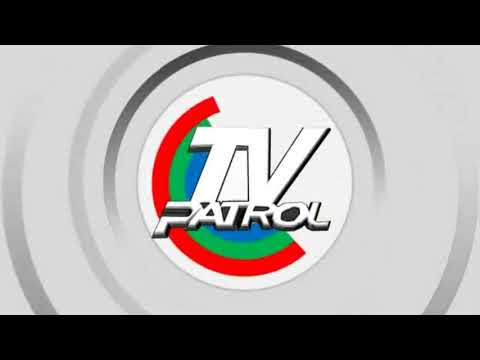 TV Patrol Fanmade Logo Animation (with News Background Music)