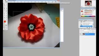 Делаем фото в рамке. Учимся  Photoshop CS урок №6