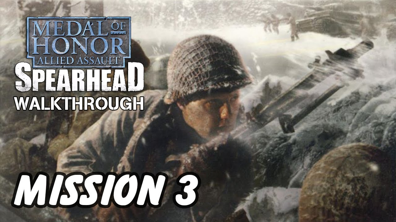 Medal of Honor: Allied Assault: Spearhead (2002) - Mission 3: The Battle of  Berlin