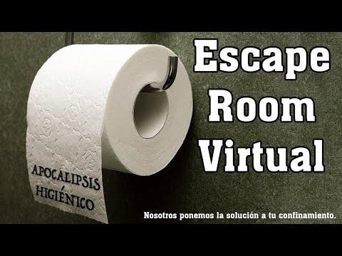 Apocalipsis higiénico, el escape room casero y gratis que triunfa ...