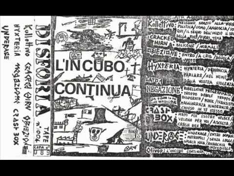 L'Incubo Continua (Tape 1983)