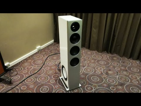 Definitive Technology D17 and D15  loudspeakers | First look