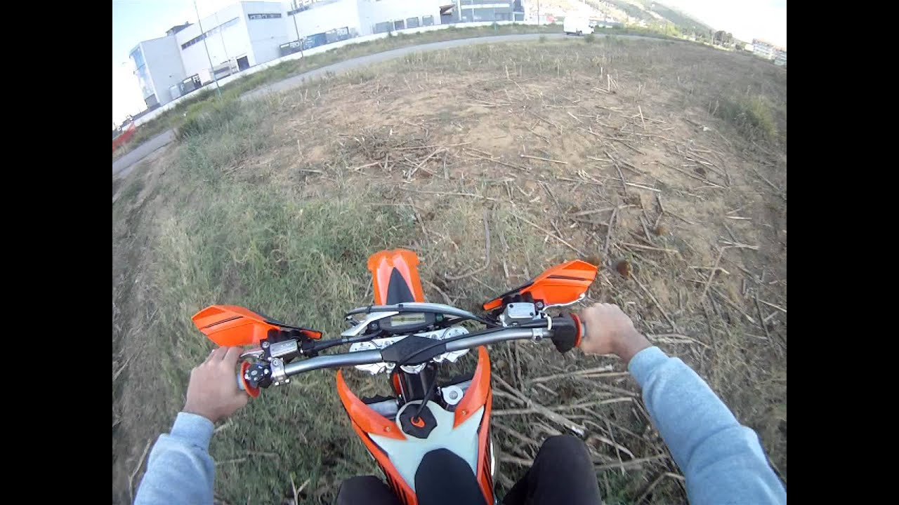 kTM 125 EXC 2012 GoPro1080 - YouTube