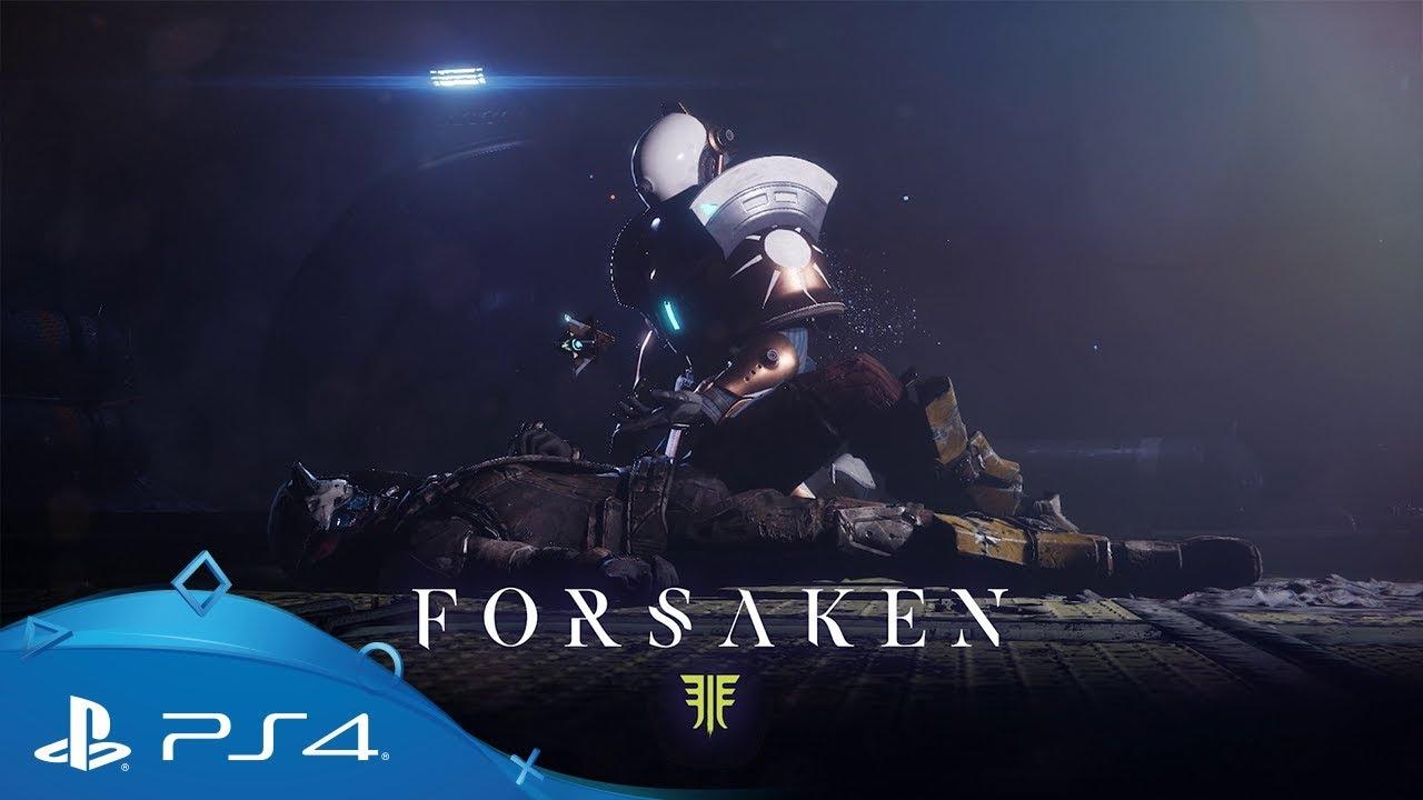 destiny 2 forsaken legendary collection ps4 youtube