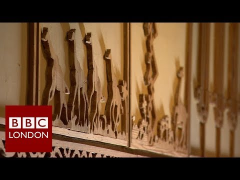 575 Wandsworth Road, a hidden gem – BBC London News