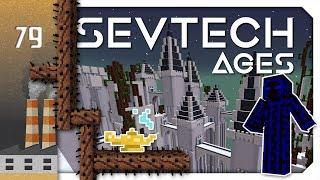 Minecraft SevTech Ages ⏳Spitze DORNEN & das mystisches SCHLOSS! || #79 [German] [LPT]