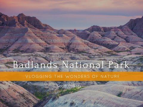 Landscape Photography Tutorial:  Badlands National Park