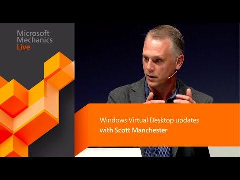 Windows Virtual Desktop | Upcoming Admin Experience + Recent Updates (Microsoft Ignite)