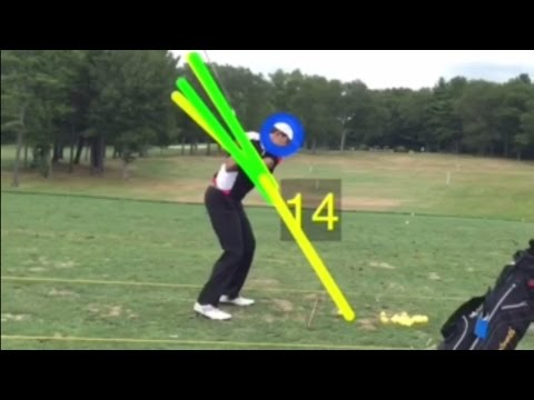 Golf Swing Analyzed with Hudl Technique (Full)