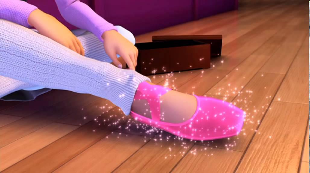 Barbie r ve de danseuse etoile jeu concours youtube - Barbi danseuse etoile ...