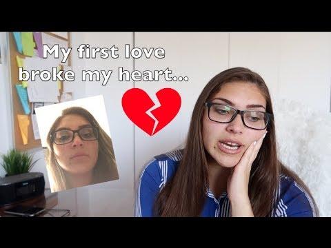 I got Dumped. My First Love Broke My Heart....