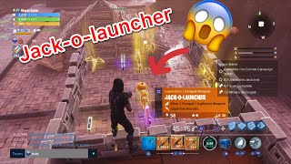 Fortnite Scammer Gets Scammed For Jack o Launcher *Must Watch* Ep.2