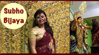 Subho Bijaya || Happy Dussehra || Indian Vlogger Soumi