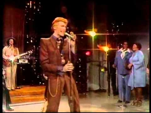 David Bowie Young Americans Live Dick Cavett Show 1974: