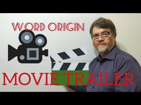 English Tutor Nick P Word Origins (99)  ( Movie ) Trailer