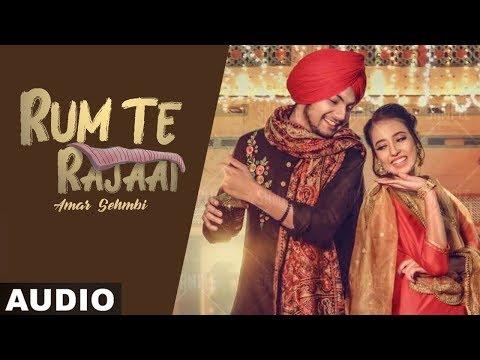 Rum Te Rajaai (Full Audio) | Amar Sehmbi | Desi Crew | Latest Punjabi Songs 2019 | Speed Records