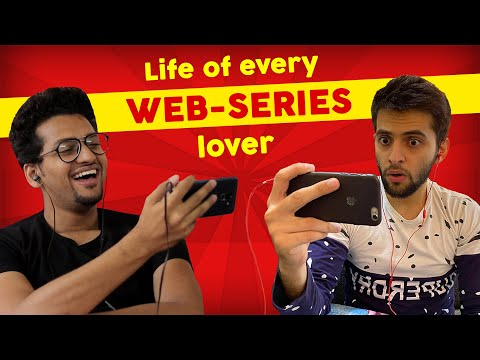 Life Of Every WEB SERIES Lover | Funcho