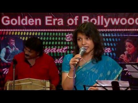 Nigahen milane ko ji chahta hai by Vinita sawant at Jashn 3