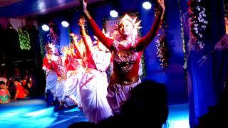 Mahalaya dance performance at nrityangan
