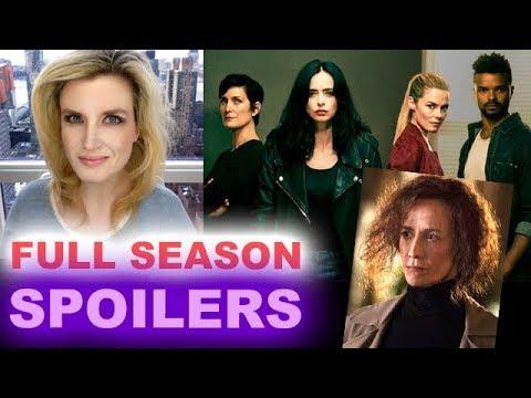 Jessica Jones Season 2 REVIEW - SPOILERS