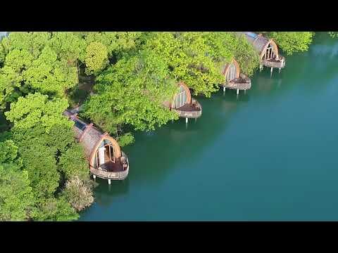 富春江船屋 Boat Rooms on the Fuchun River