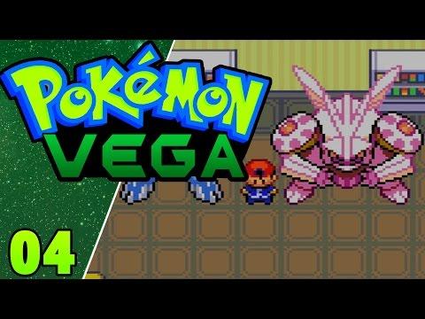 Pokemon VEGA ENGLISH (Rom Hack) Part 4 INSANE FAKEMON! Gameplay Walkthrough