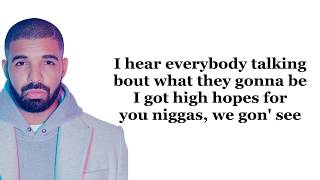 Drake - Energy (Lyrics)