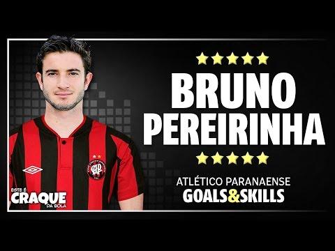 BRUNO PEREIRINHA ● Atlético Paranaense ● Goals & Skills