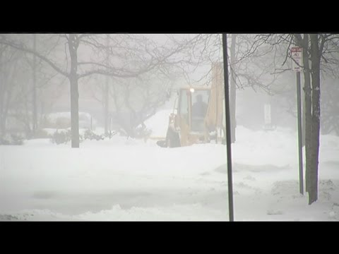 Video: Weather Conditions In Boston
