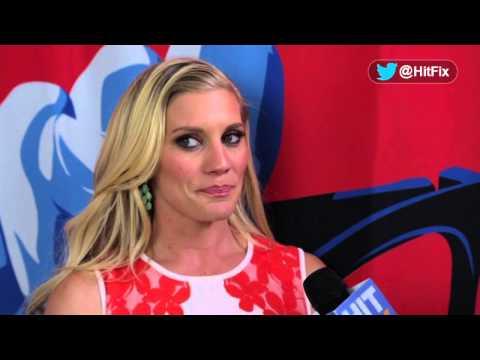 Comic-Con 2013 - Riddick - Katee Sackhoff Interview