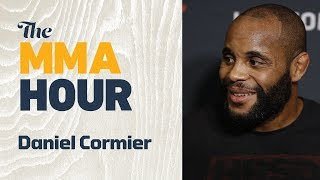 Daniel Cormier: Cain Velasquez is Back to Training, Readying for 'A Long, Sustained Run'