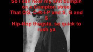 Eazy-E - Luv 4 Dem Gangsta