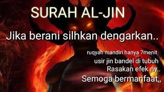 Download AYAT RUQYAH PENGUSIR JIN DALAM TUBUH  SURAH AL-JIN