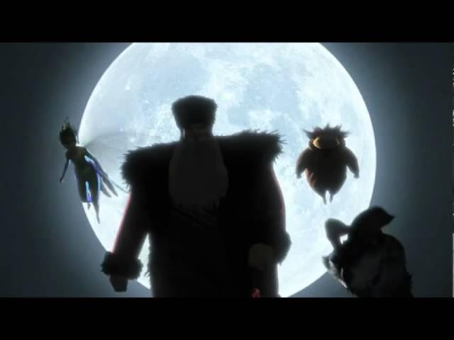 De Fem Legenderna Trailer 1