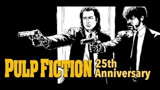 Quentin Tarantino's 'PULP FICTION' Movie 25 Years Later | Rama's Screen & Ren Geekness