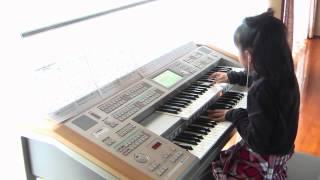 ルパン三世'80 【 Lupin the 3rd '80 】 エレクトーン演奏 thumbnail