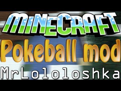 Обзор модов #104 (Переносные криперы!) (Pokeball mod)
