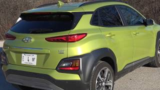 Steve \u0026 Johnnie's 2019 Hyundai Kona Ultimate Road Test