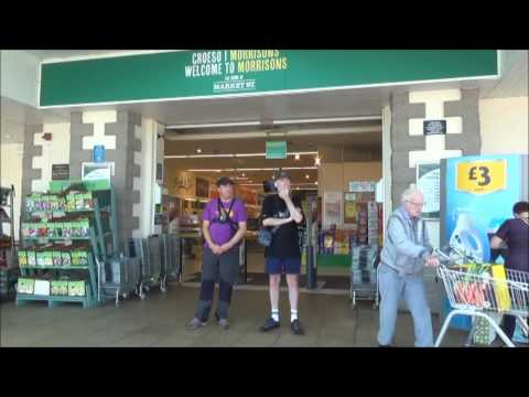 It`s All Go At Morrisons