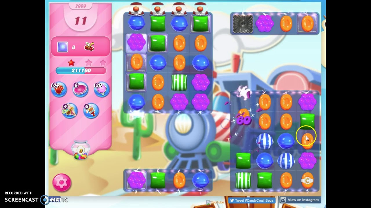 Candy Crush Level 1924 Help W Audio Tips Hints Tricks By Suzy Fuller