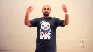 Learntopop.com Popping Lesson 5- Dimestops
