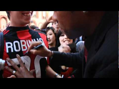 Milan Fashion Soccer Player Portraits