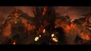 Warcraft фильм трейлер - Cataclysm