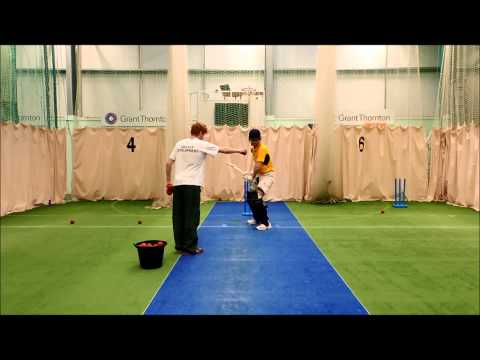 ICC Europe - Batting Video