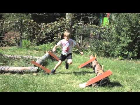 David Henderson American Ninja Warrior Application